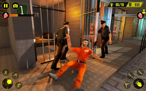 US Prison Escape Mission :Jail Break Action Game Apk 2