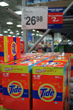 Photo: Sam's Club is having a promotion on certain items until June 9th. Tide is currently $2 off. Not bad.