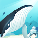 HELLO WHALE : IDLE AQUARIUM icon