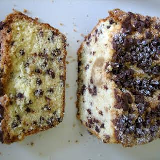 Buttermilk-Chocolate Chip Crumb Cake.