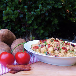 BLT Potato Salad Recipe