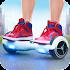 Extreme Hoverboard Balancer 3D