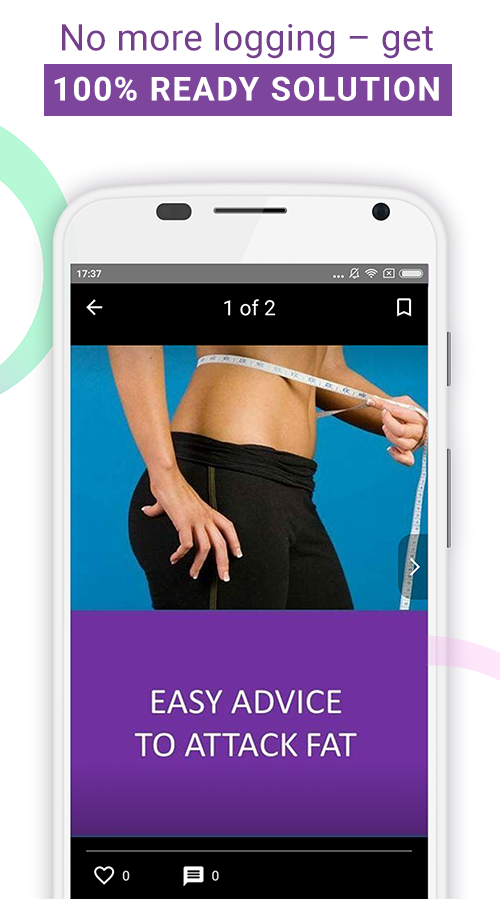 Weight Loss Assistant- screenshot