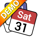 Status bar Calendar Demo icon