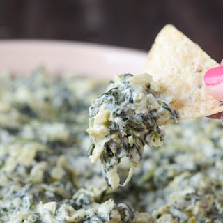 Stovetop Spinach and Artichoke Dip