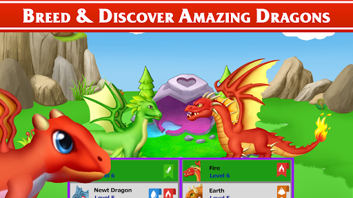 Dragon Paradise City: Breeding War Game 1.2.41 {cheat|hack|gameplay|apk mod|resources generator} 4