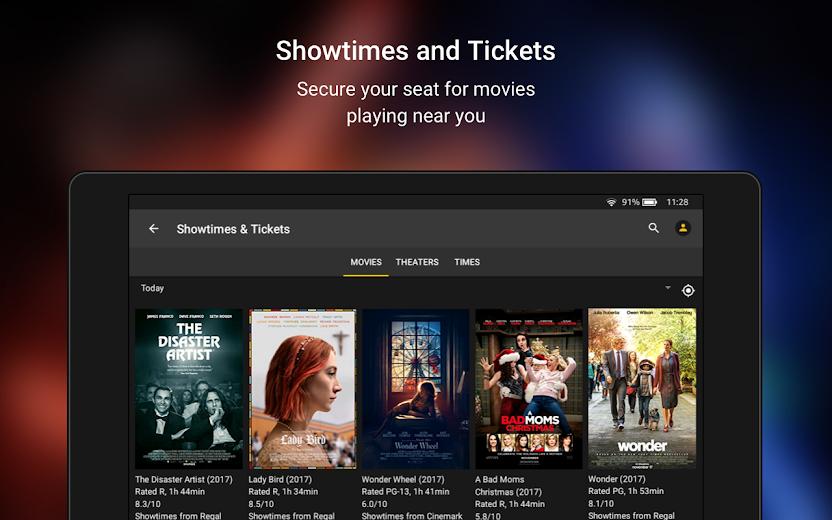 Screenshot 14 for IMDb's Android app'