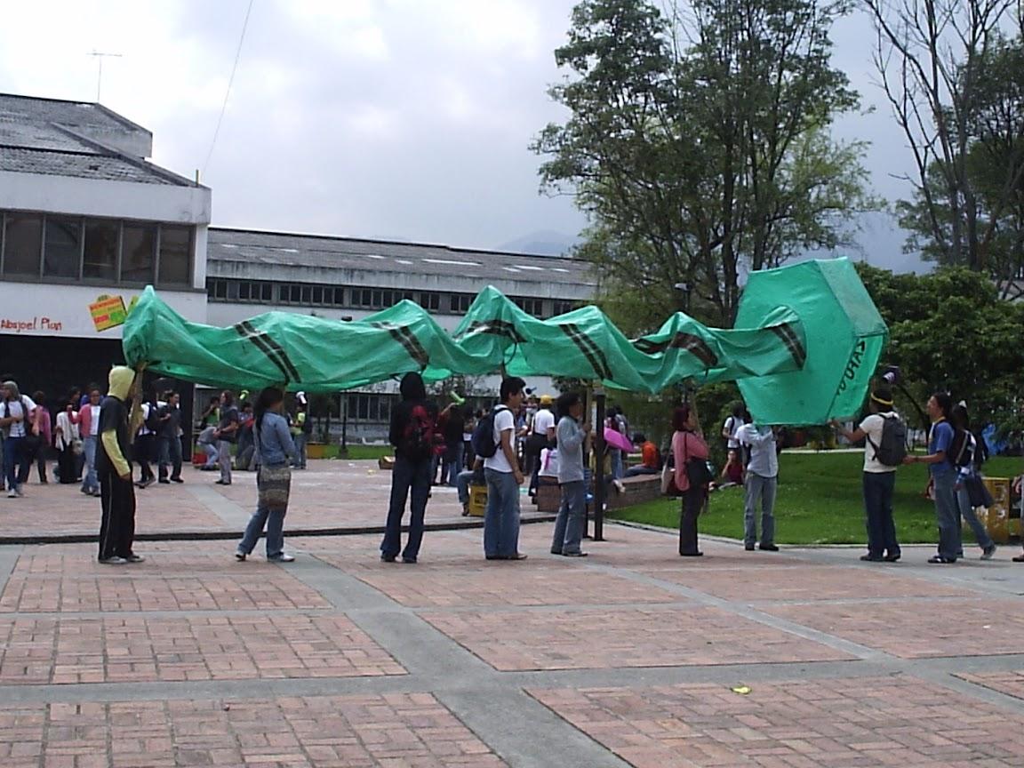 Foto: Propuesta: Estudiantes de Arquitectura de la Universidad Nacional de Colombia