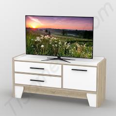Тумба под телевизор ТВ-АКМ 403 разработана и произведена Фабрикой Тиса мебель