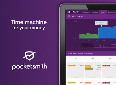 PocketSmith - Personal Cashflow Forecasting