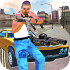 San Andreas Real Gangster Crime Game icon