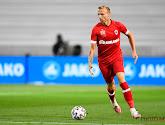 Ritchie De Laet élu joueur de la saison avec l'Antwerp