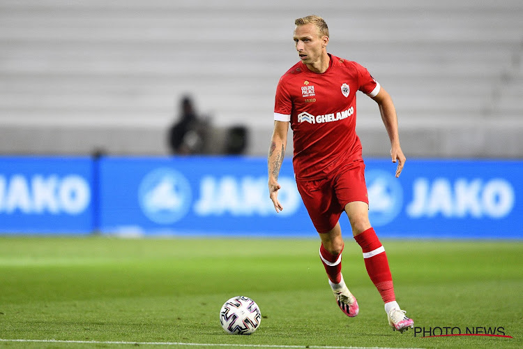 Geruststellend nieuws voor Antwerp en Ritchie De Laet met oog op verplaatsing naar Anderlecht