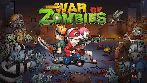 War of Zombies - Heroes 1.0.1 screenshots 1