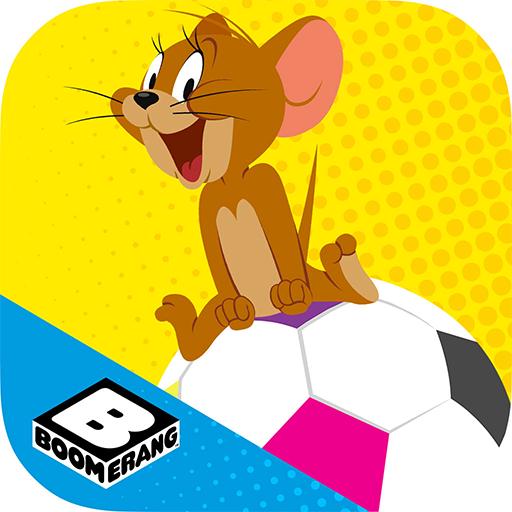 Boomerang All-Stars : Jeux de sport Tom et Jerry