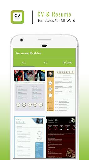 Resume Builder App - CV Maker & Resume Creator ss2