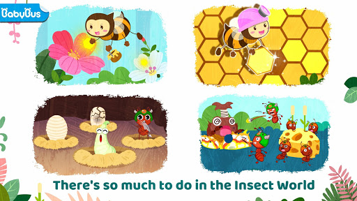 Little Panda's Insect World - Bee & Ant cheat screenshots 1