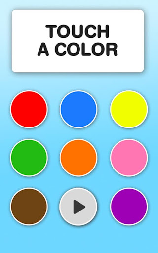 Learning Colors Kids screenshot