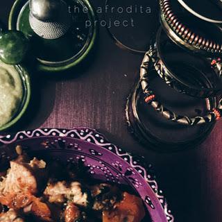 Aphrodisiac Harem Turkey Stew
