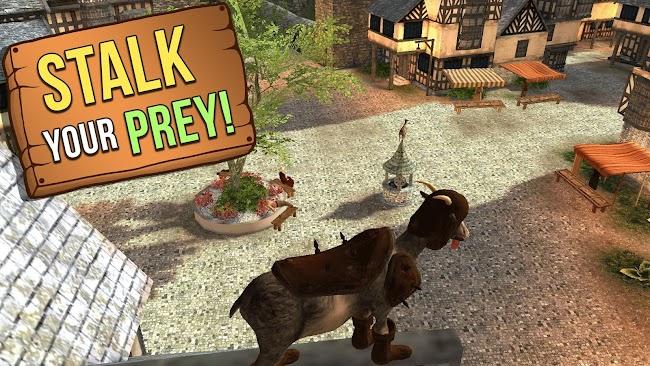 Goat Simulator MMO Simulator apk