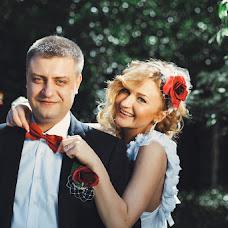Wedding photographer Aleksandra Tkhostova (Thostova). Photo of 06.09.2013