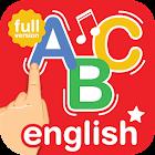 ABC Kids Alphabet Tracing & Phonics icon