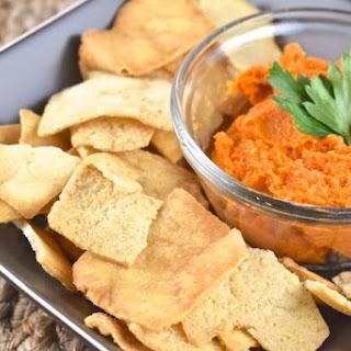 Moroccan Carrot Dip.