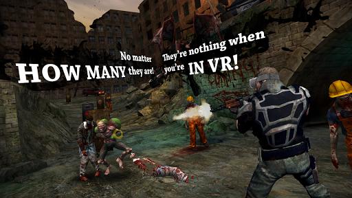 VR DEAD TARGET: Zombie Intensified  3