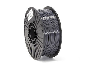 Jet Grey PRO Series PLA Filament - 3.00mm