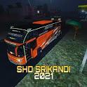 Livery Bussid Shd Srikandi 2021 icon
