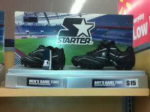 Photo: Baseball cleats are absolutely necessary to playing your best game.