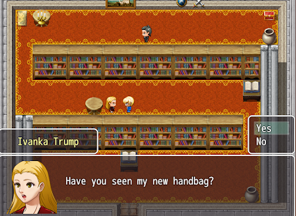 Donald Trump RPG - Free Simulator Game Screenshot