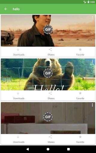 Whats a Gif - GIFS Sender(Saver,Downloader, Share) 2.2.9.5 screenshots 14