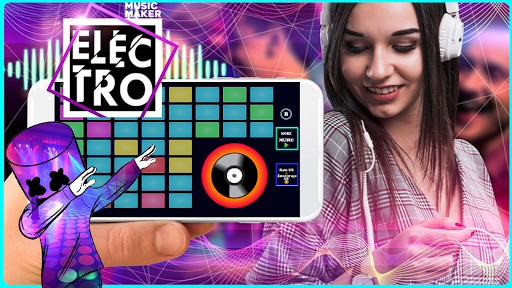 Marchmello Launchpad - EDM Dj beat mixer  screenshots 1