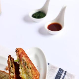 Bombay toast sandwich recipe | Masala toast