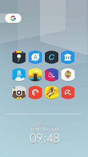 Unrini - Icon Pack Screenshot