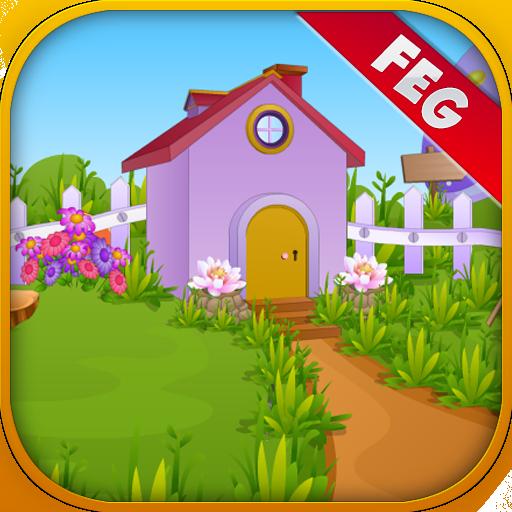 Garden House Boy Escape 解謎 LOGO-玩APPs