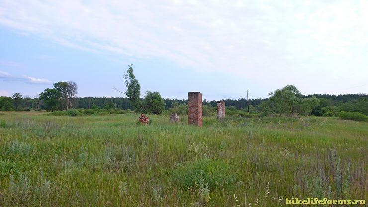 деревня Вязьма