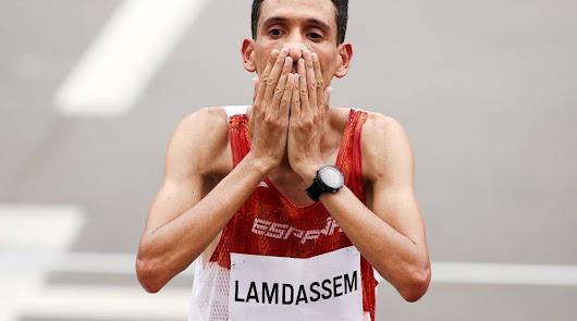 Lamdassem rozó el bronce en maratón