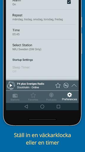 Radio screenshot 6