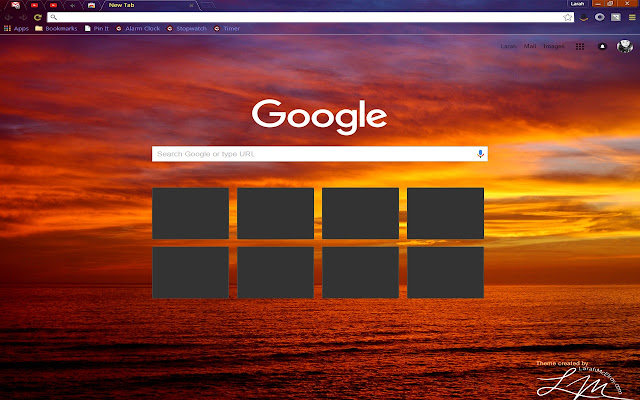 Sunset hd chrome web store a theme using a photograph that i took of a sunset at holmes beach in florida the sunset hd theme was designed for a resolution of voltagebd Choice Image