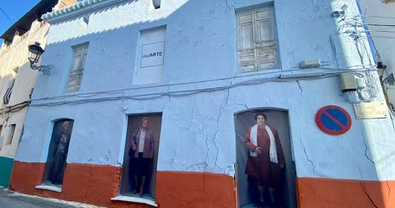 El arte toma las calles del casco antiguo con 'Olularte'