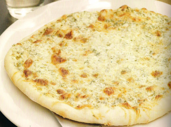Mixed Herbs Pizza Recipe