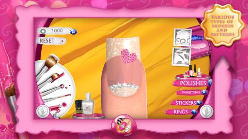 Nail Manicure Games For Girls 9.3.2 screenshots 1