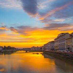 by Sam Simon - Landscapes Sunsets & Sunrises