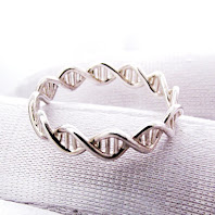 The Ring Of Life DNA Ring