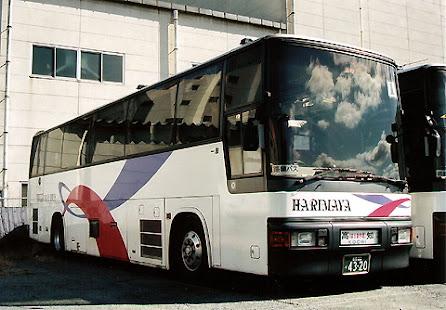 西鉄「はりまや号」 4474
