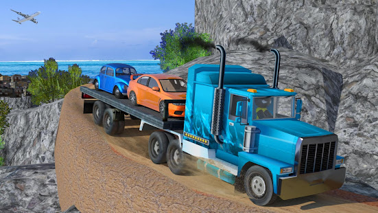 Download Stickman Offroad Transporter Truck Cargo For PC Windows and Mac apk screenshot 1
