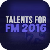 Talents for FM 2016