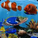 Aquarium 1 live wallpaper icon